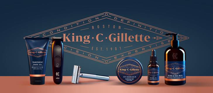 King-C-Gillette