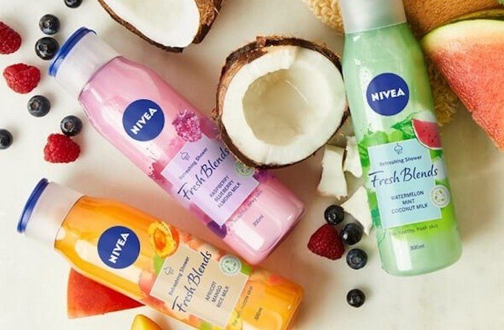 nivea blends