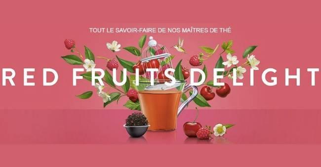 red fruit delight